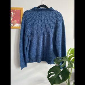 Vintage Northern Reflection Mocneck Sweater